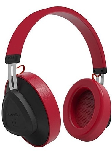 Bluedio TM Bluetooth 5.0 Kulaklık Kırmızı